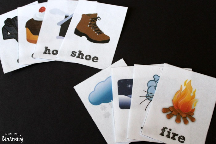 Winter Themed Sight Word Flashcards