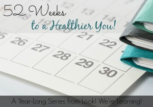 52 Weeks to a Healthier You - A free weekly action plan to help busy moms take care of their own health for a change. I definitely need this in 2015!