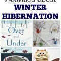This hibernation unit study is full of fun hibernation crafts and activities for kids!