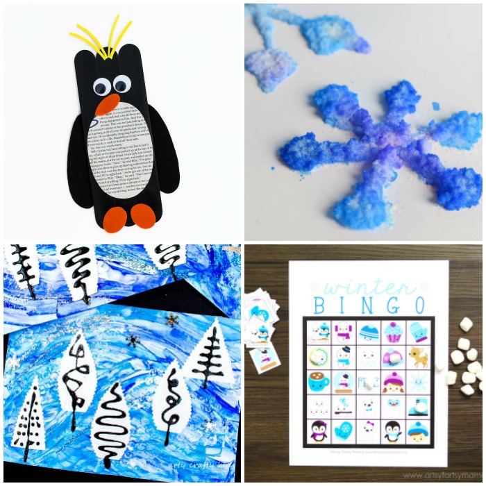 Fun and Simple Winter Activities for Kids