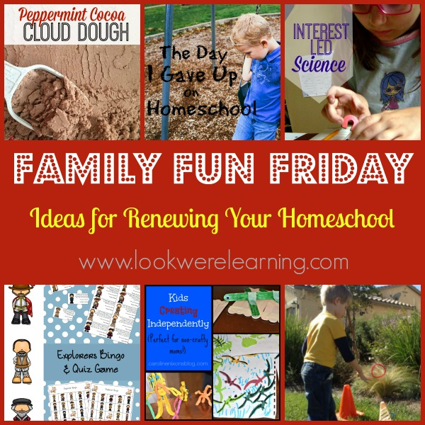 Ideas for Renewing Your Homeschool - Tips for putting the fun back into your homeschool routine!