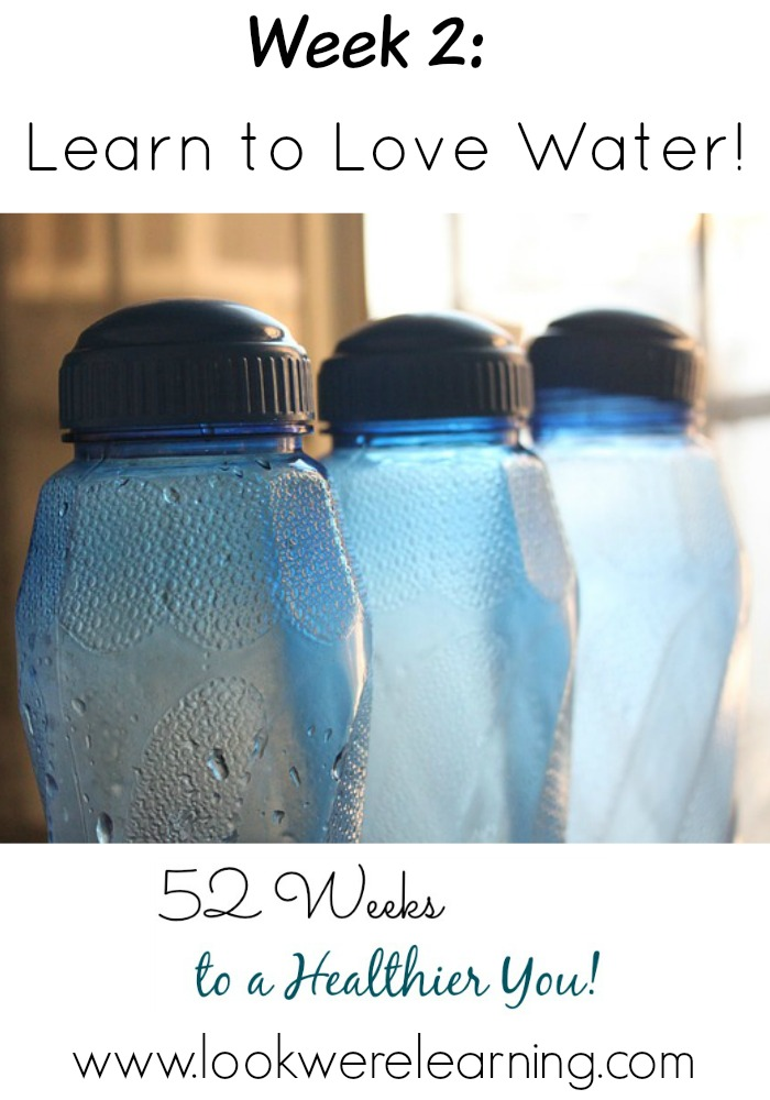 Tips to Drink Enough Water - Great suggestions to help you learn to love drinking water!