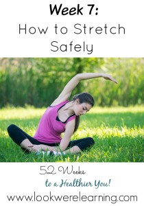How to Stretch Safely
