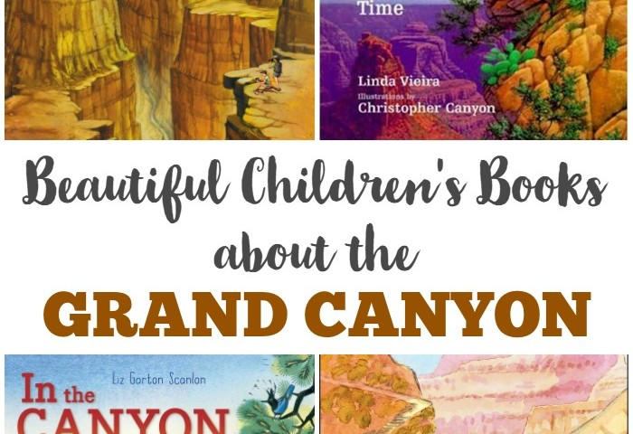 Homeschool Unit Studies: Grand Canyon Unit Study