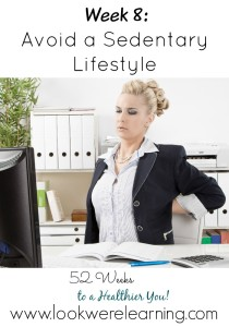Tips to Avoid a Sedentary Lifestyle