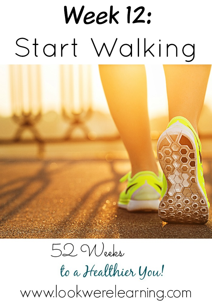 How to Start Walking