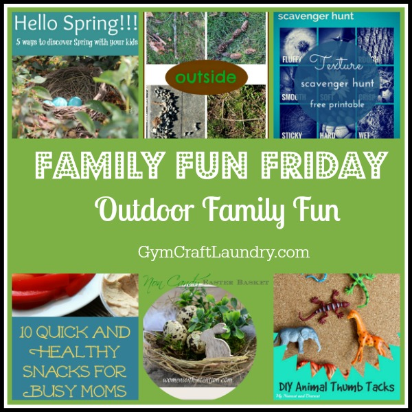 Outdoor Family Fun