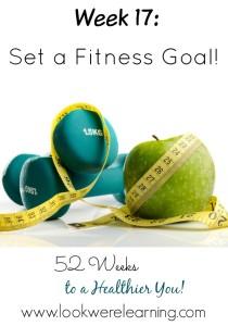 Fitness Goal Ideas