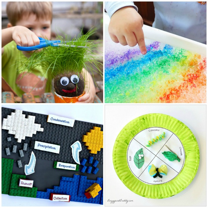 Fun Spring Science Ideas for Kids
