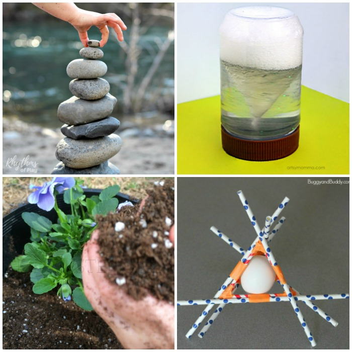 Spring Science Ideas for Kids
