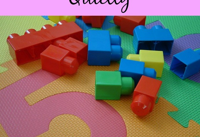 How to Teach Preschoolers to Play Quietly