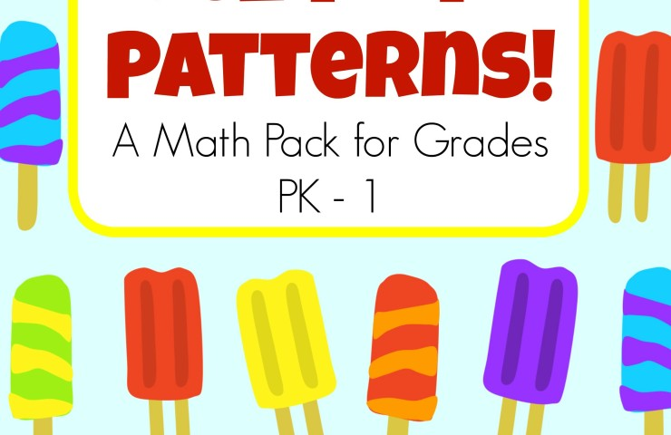 Ice Pop Patterns Pack