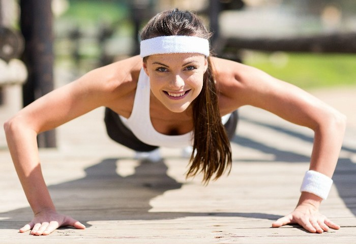52 Weeks to a Healthier You: Push Ups for Beginners