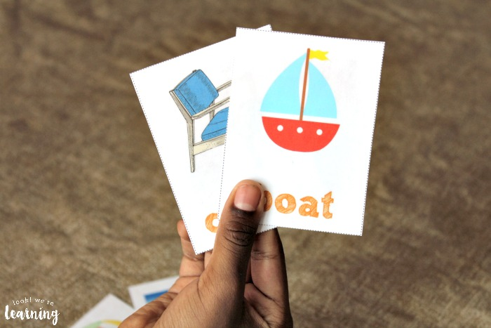 Summer Printable Sight Word Flashcards for Early Readers