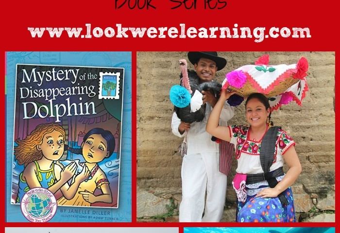 Exploring Mexico for Kids with Pack-n-Go Girls Books