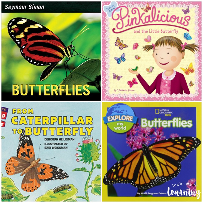 Lovely Books about Butterflies for Kids - Look! We're Learning!