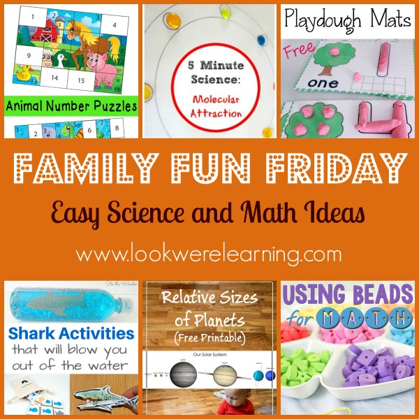 Easy Science and Math Ideas