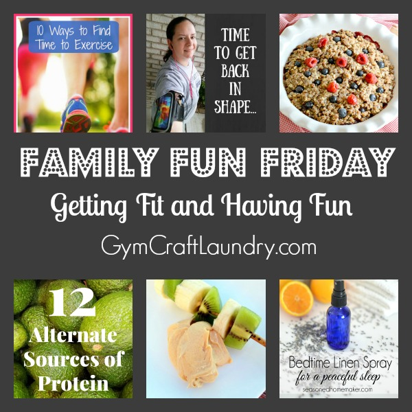 Fit on Family Fun Friday