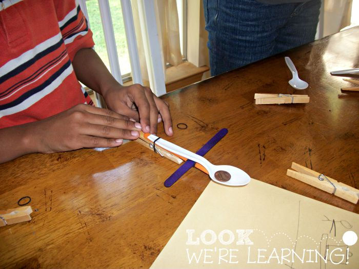 Simple STEM Challenges - Look! We're Learning!
