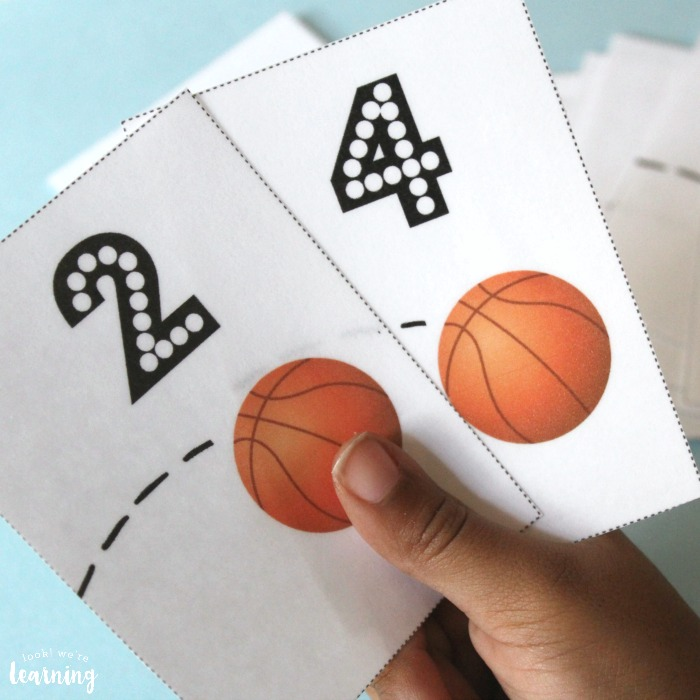 Printable Skip Counting Flashcards