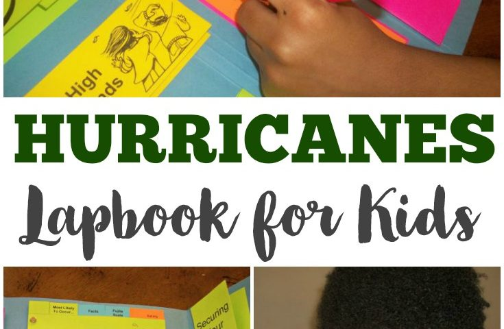 Hurricane Lapbook Review