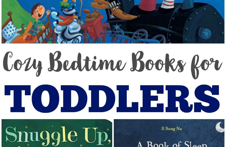 Cozy Bedtime Books for Toddlers