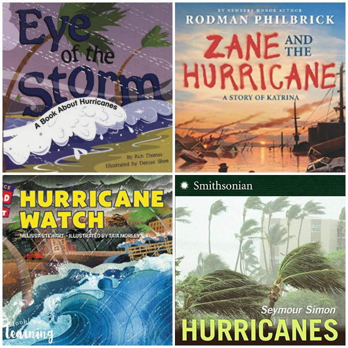 Hurricane Books for Kids