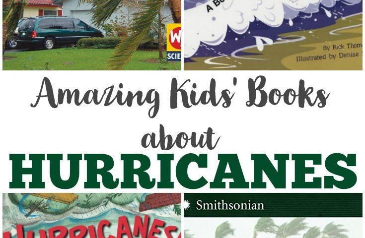Amazing Hurricane Books for Kids