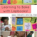 Learning to Bake with a Cooking Lapbook