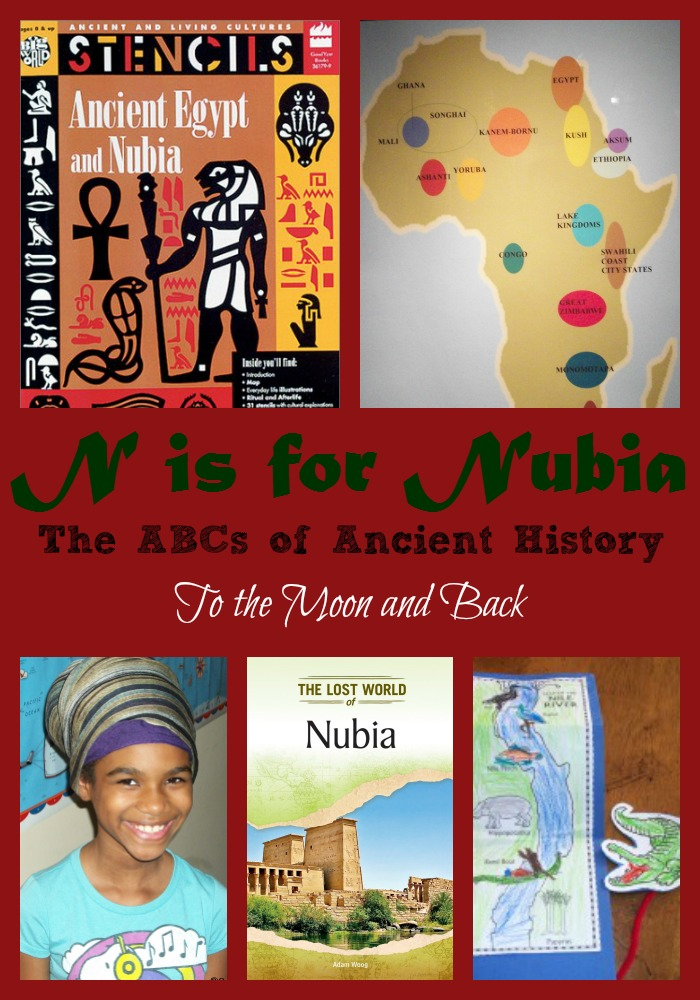 Nubian History for Kids