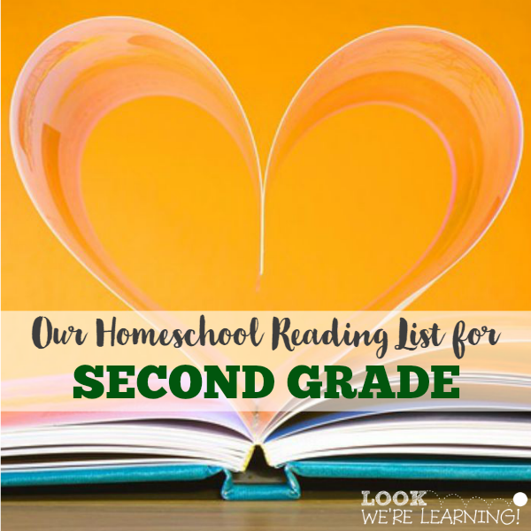 Our Second Grade Reading List