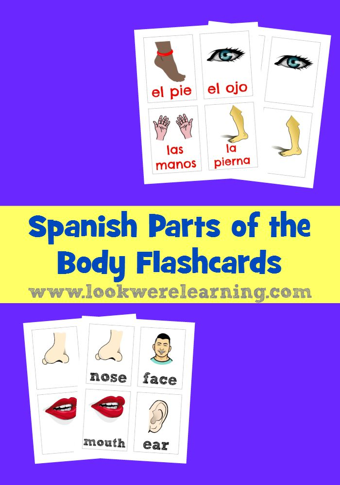Spanish Family Members Worksheet Pack – Spanish Worksheets for Kids