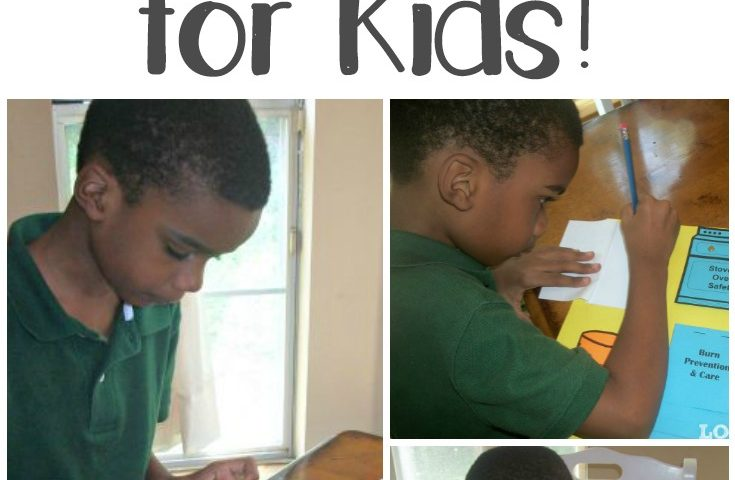 Teach Kids to Bake with a Cooking Lapbook