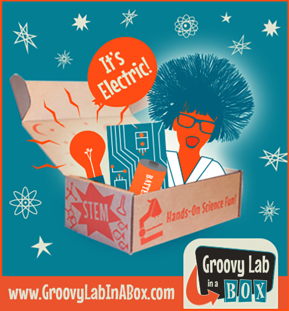 Get Kids Into Engineering with Groovy Lab in a Box!