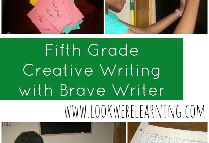 Fifth Grade Creative Writing: Brave Writer Review