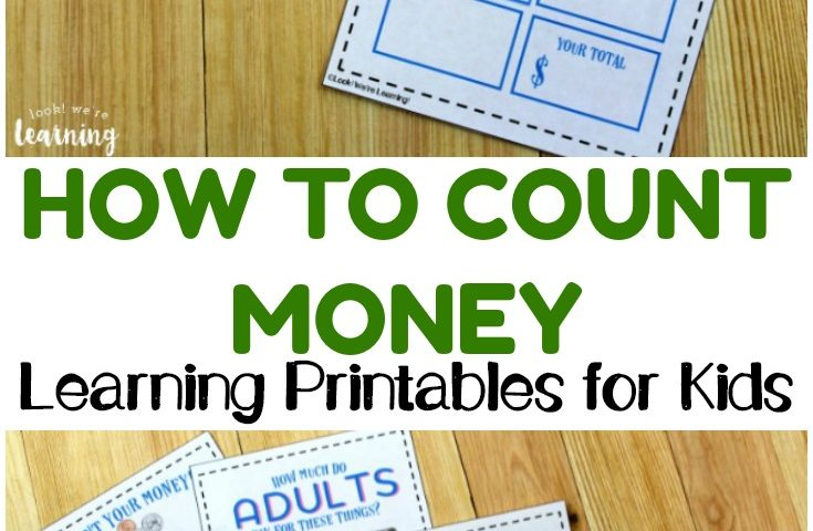 25 Fun Money Activities for Second Grade