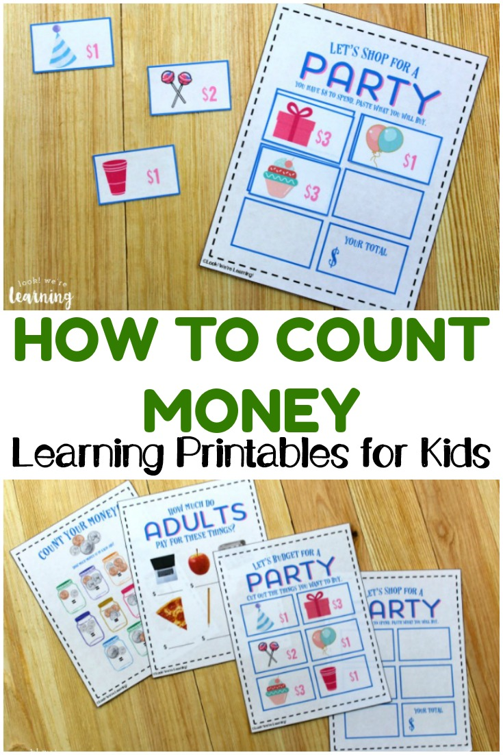 Help your student learn how to count money with these fun money activities for second grade!
