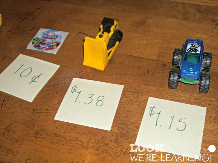 Money Activities for Second Grade - Look! We're Learning!