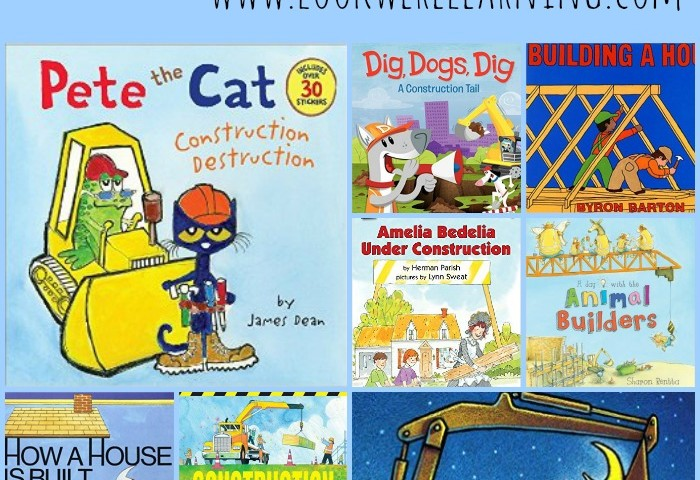 10 Children's Books about Construction