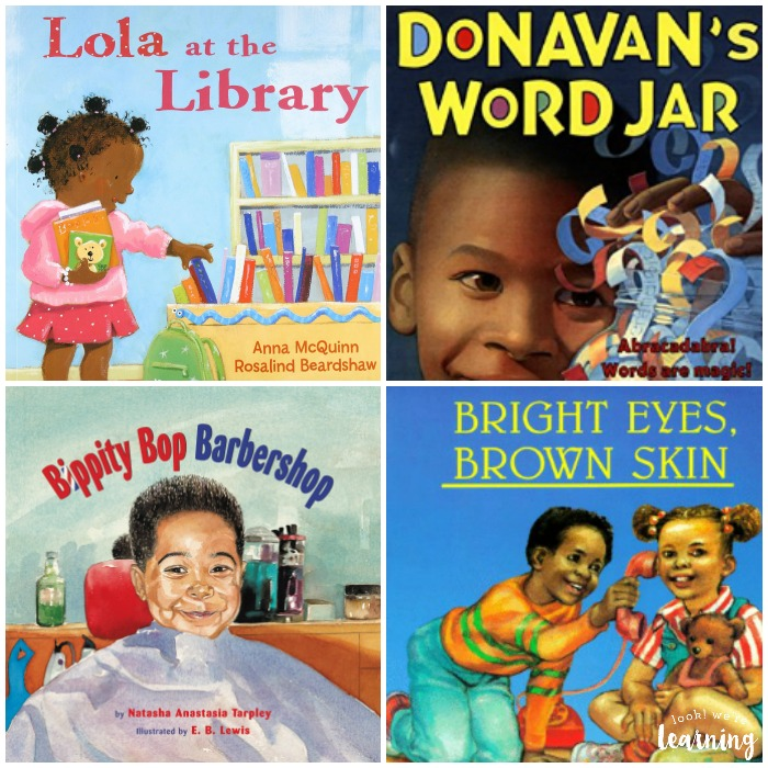 Beautiful African American Story Books for Kids