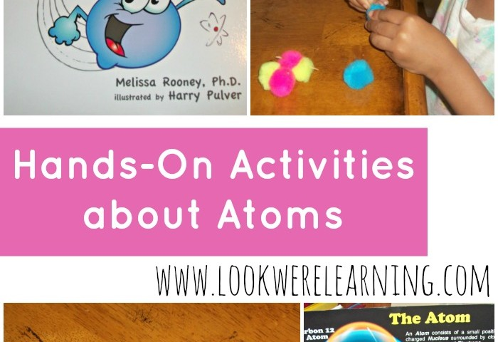 STEM for Homeschoolers: Learning about Atoms Activities