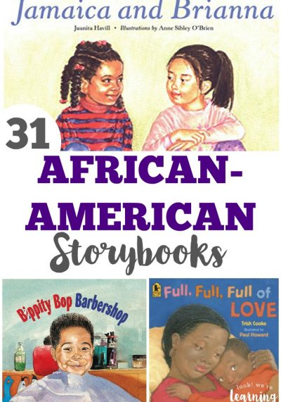 31 Beautiful African American Story Books for Kids