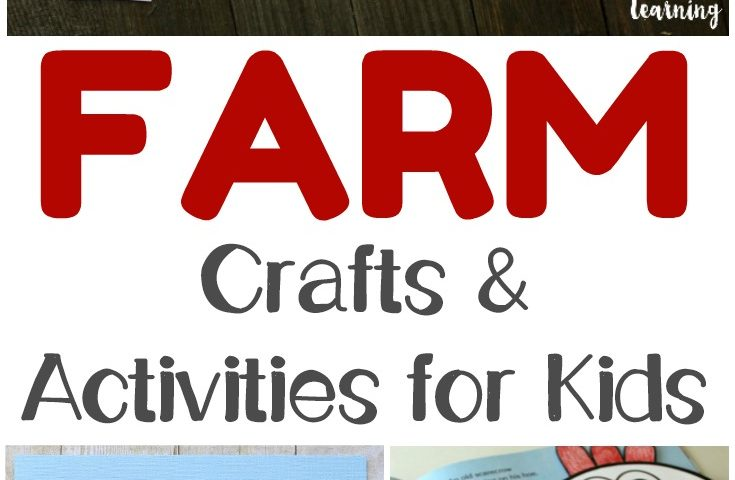 Homeschool Unit Studies: Farm Unit Study