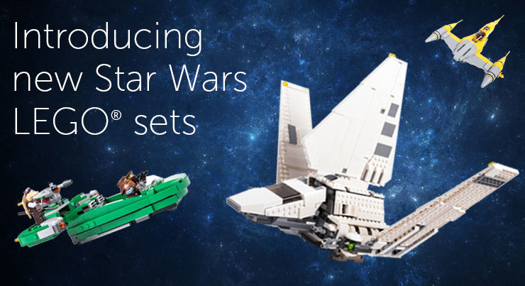 Find Angry Birds and Star Wars LEGO Sets for Rent with Pley!