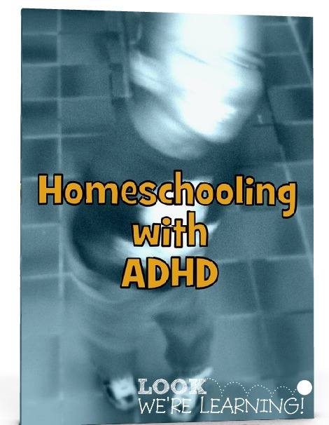 DHD eBook @ Look! We're Learning!