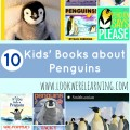 10 Kids' Books about Penguins
