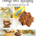 25 Delicious Cookie Bar Recipes @ Look! We're Learning!