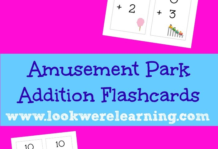Free Printable Flashcards: Addition Flashcards 0-10