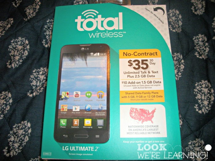 Total Wireless Phone Review