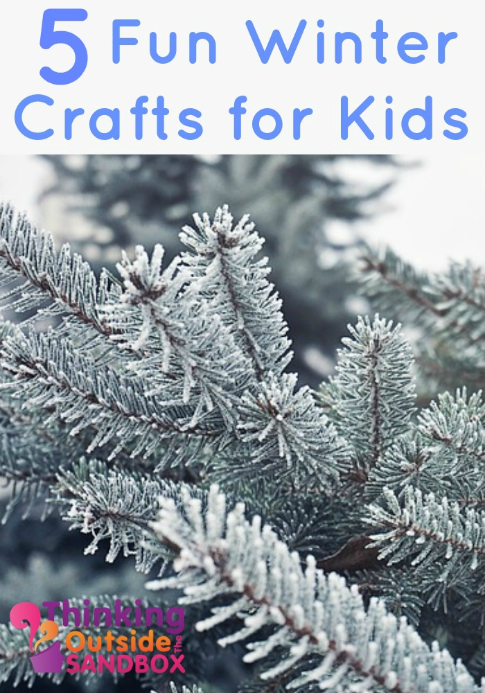 5 Fun Winter Crafts For Kids